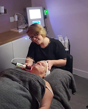 environ face treatment